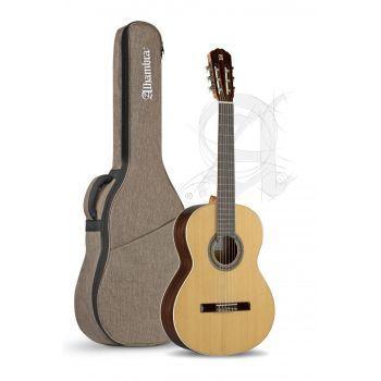 Alhambra 2C Guitarra Clásica + Funda