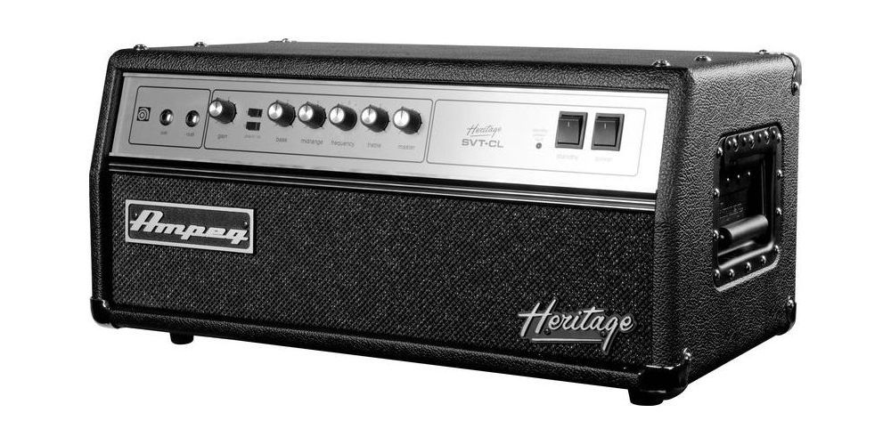 AMPEG Heritage SVT-CL 300W Head