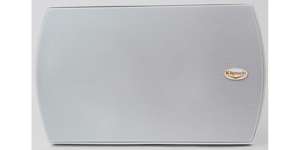klipsch aw 650 whiter altavoces intemperie