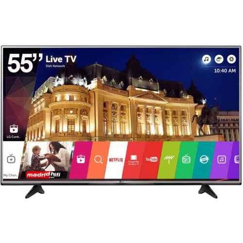 LG 55UH605V Tv LED 4K 55 Pulgadas IPS Smart Tv