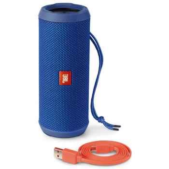 JBL FLIP 3 Azul Altavoz Bluetooth Con Bateria