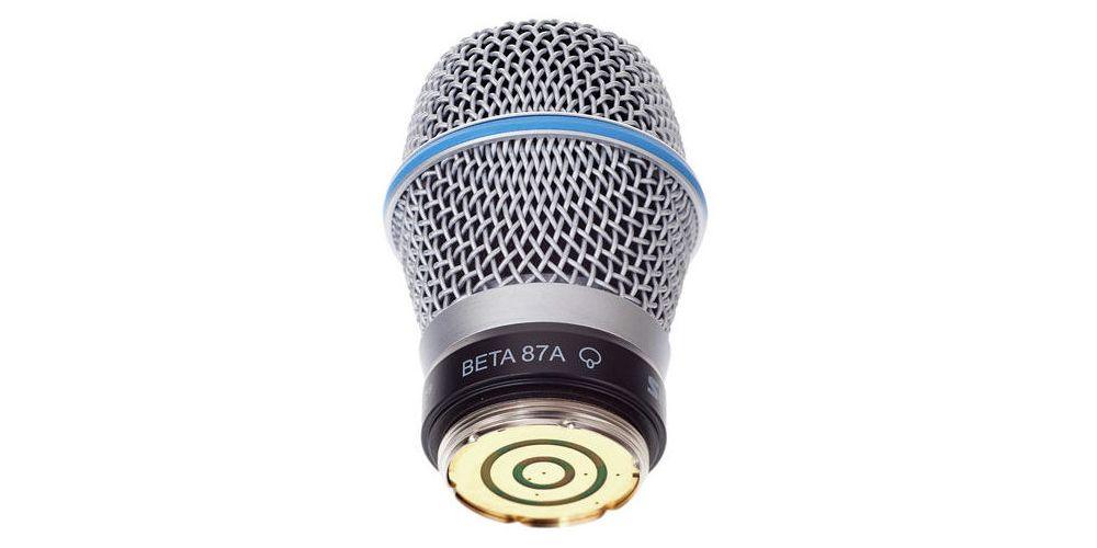 comprar SHURE RPW120 Capsula inalambrica Beta 87A