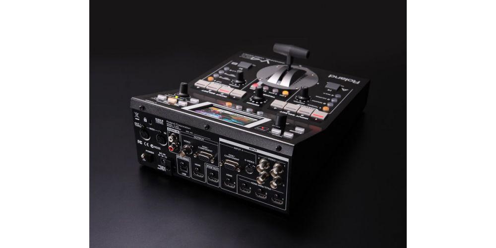 roland v4ex 4ch video mixer mesa
