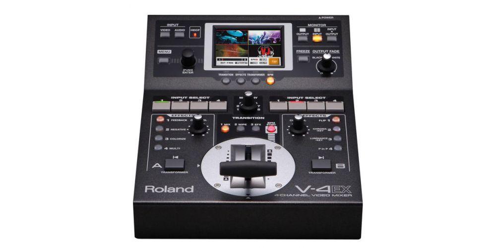 roland v4ex 4ch video mixer oferta
