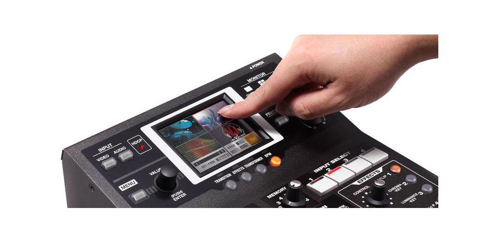 roland v4ex 4ch video mixer video