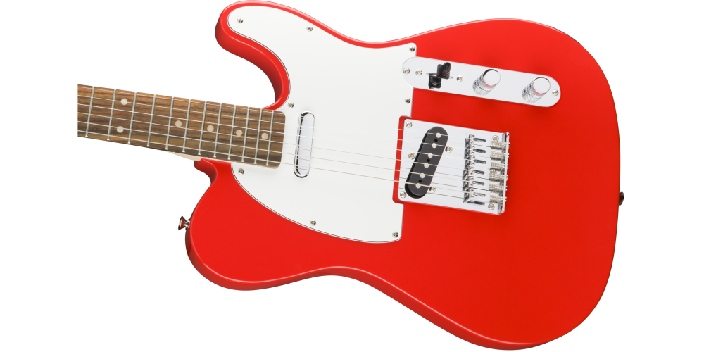 fender squier affinity serie telecaster race red comprar