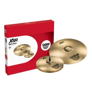 Sabian XSR5011B XSR First Pack