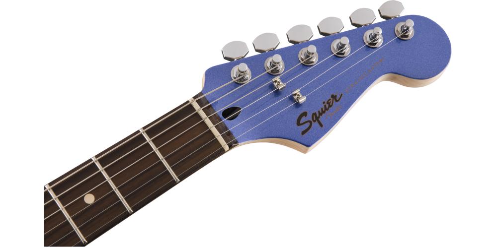 fender squier contemporary stratocaster hss ocean blue metallic mastil