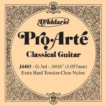 D´addario J4403 Cuerda Suelta para Guitarra Española