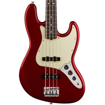 Fender American Pro Jazz Bass RW Candy Apple Red