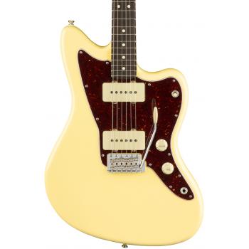 Fender American Performer Jazzmaster RW Vintage White Guitarra Eléctrica