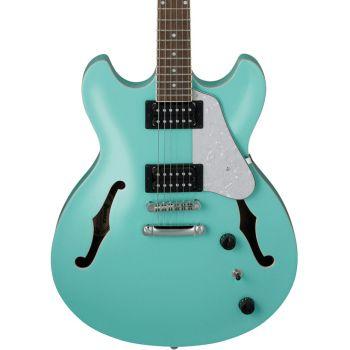 Ibanez AS-63 SFG Sea Foam Green Guitarra Eléctrica Hollowbody