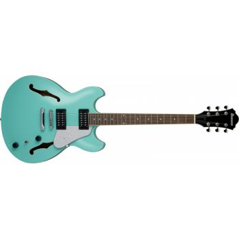 Ibanez AS-63 SFG Sea Foam Green Guitarra Eléctrica Hollowbody
