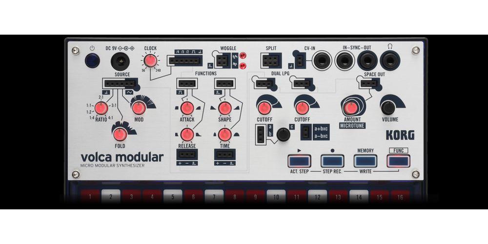 korg volca modular modulos