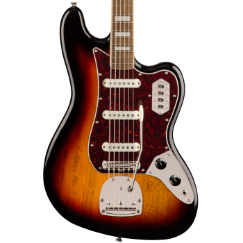 Fender Squier Classic Vibe Jazz Bass VI LRL 3 Color Sunburst
