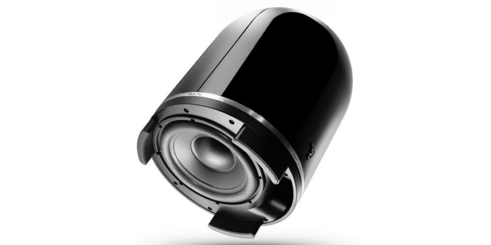 FOCAL SUB Dome Black Subwoofer Activo Negro Und focal