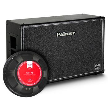 Palmer CAB 212 CV 75 OB. Amplificador de Guitarra Eléctrica