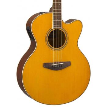 YAMAHA CPX600VT Guitarra Electro acustica