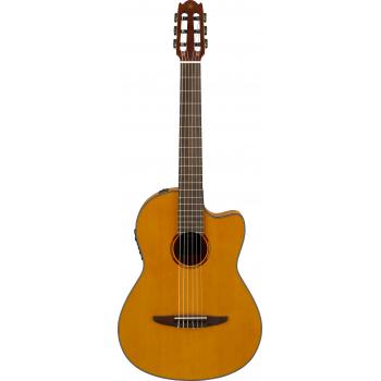 Yamaha NCX1FM NT Guitarra Electroacustica NATURAL