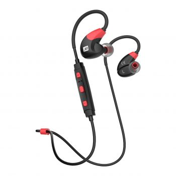 Mee Audio X7 Black Red Auriculares In Ear Sport Bluetooth