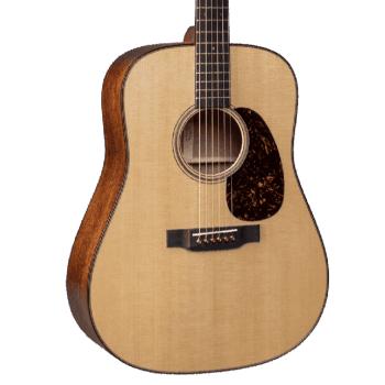 Martin D18-Modern Deluxe Guitarra Acústica con Estuche