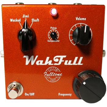 Fulltone WahFull Pedal Efectos