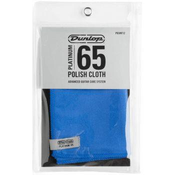 Dunlop P65MF12 Platinum 65 Gamuza de Microfibra