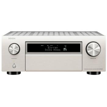 DENON AVC-X6700H Silver Amplificador Audio-Video 11.2, 8K