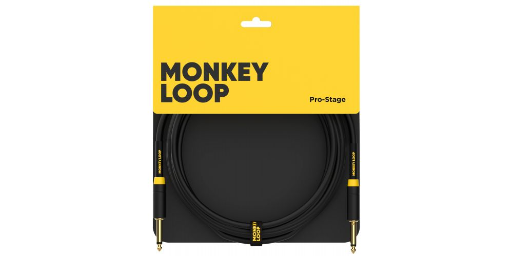 monkey loop pro stage silent cable jack mono jack mono packaging