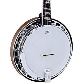 Ortega OBJ750-MA Banjo Natural Satinado
