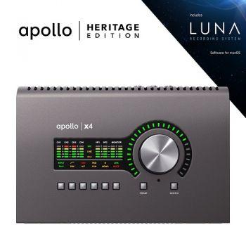 Universal Audio Apollo X4 Heritage Edition Interface de Audio
