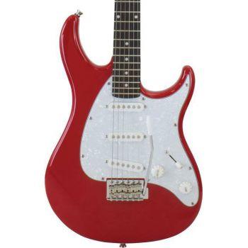 Peavey Raptor Custom Red Guitarra Eléctrica