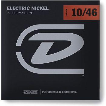 Dunlop DEN1046 Juego Cuerdas Guitarra Electrica Nickel Medium 10-46