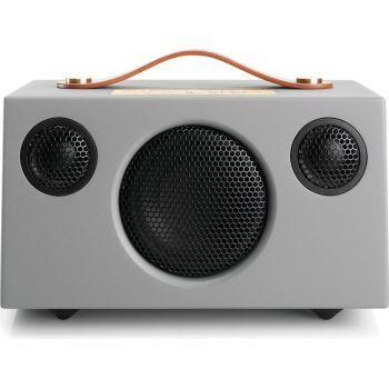 Audio Pro C3 Grey, Altavoz Wifi, Bluetooth