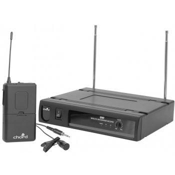 Chord UL1 Sistema Inalámbrico UHF con Micro Lavalier