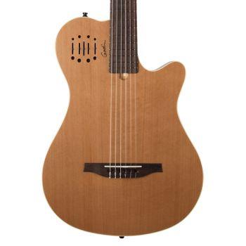 GODIN Multiac Grand Concert Natural. Guitarra Acústica + Funda