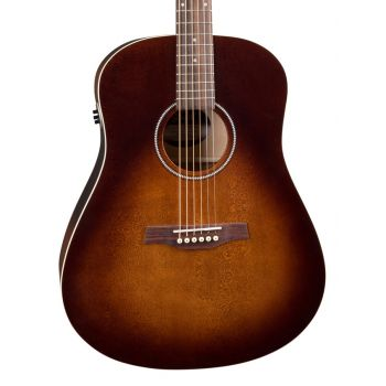 SEAGULL S6 Original Burnt Umber QIT. Guitarra Acústica