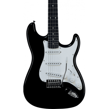 Eko S300 Black Guitarra Eléctrica