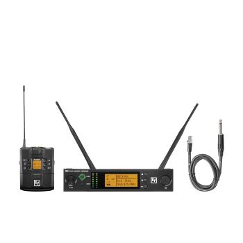 Electro-Voice RE3-BPGC-8M Micrófono Inalámbrico de Instrumento Banda 8M (823 MHz - 865 MHz)