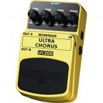 BEHRINGER UC-200 Pedal Guitarra Efecto Chorus