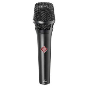 NEUMANN KMS105 Microfono Supercardioide, Vocalista - Directo Negro