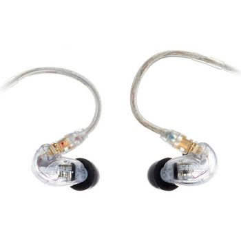 SHURE SE215CL Transparente Auriculares in-ear