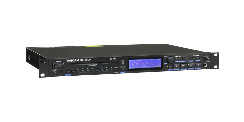 reproductor Tascam CD 500B