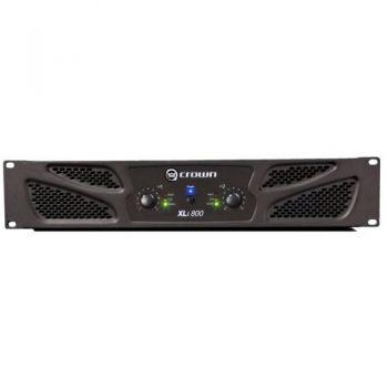 CROWN XLI-800 Etapa Potencia 200 W A 8 Ohmios