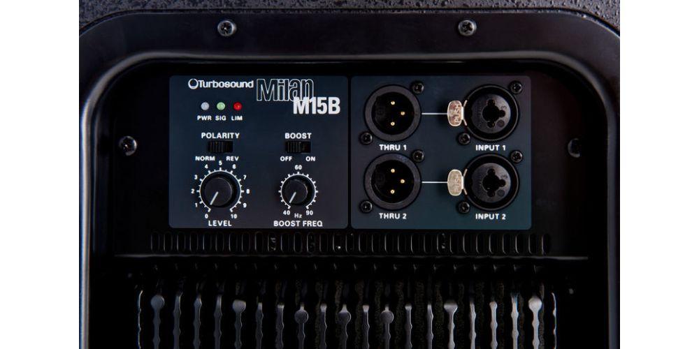 Turbosound MILAN M15B Subwoofer Activo 15