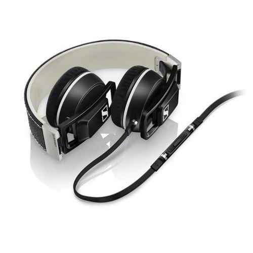 SENNHEISER URBANITE BLACK I, Auricular Compatible Iphone
