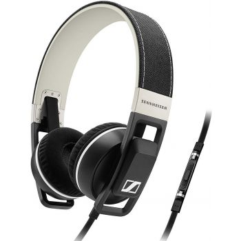 SENNHEISER URBANITE BLACK i, Auricular Compatible hecho para iPhone iPod iPad