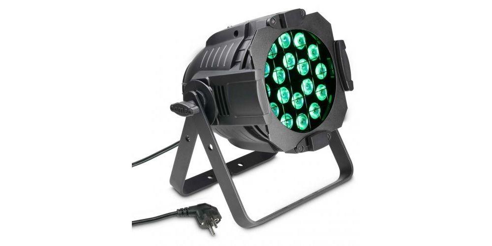 CAMEO Studio PAR 64 CAN Q 8W Foco PAR LED de cuatro colores