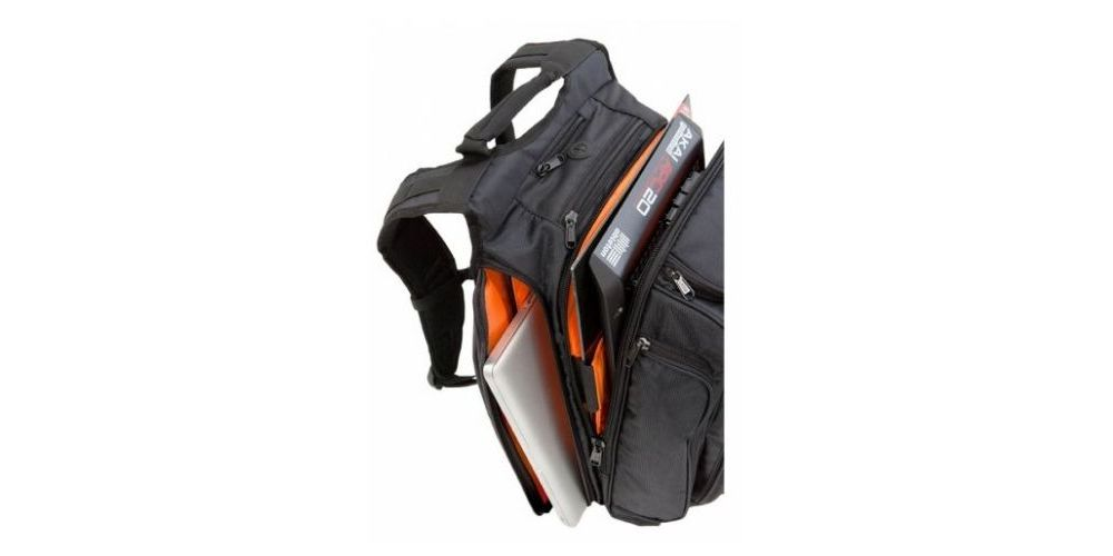 udg ultimate digi backpack bl or