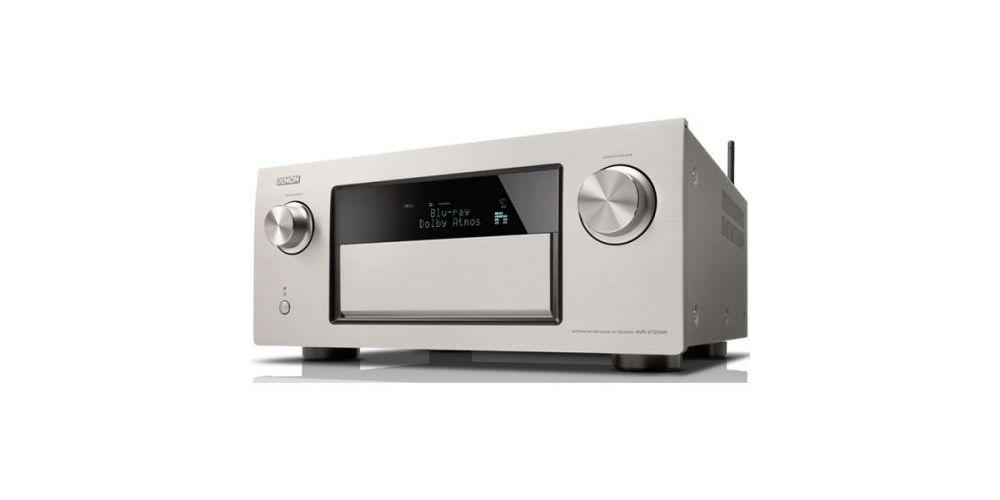 DENON AVR-X7200 SILVER Receptor Home Cinema